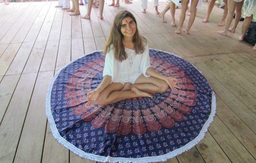 Anna Yogalehrerausbildung