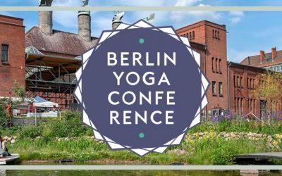 Mehr als ein Yoga Festival – Berlin Yoga Conference
