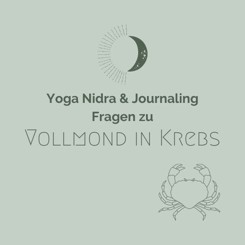Yoga Nidra Vollmond in Krebs